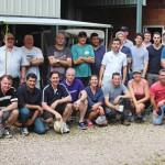 volunteers, volunteering, voluntary, KCons, Kuranda Conservation, nursery, plants, planting, seedlings, corporate, business, GE Power and Water, Water and Process Technologies,